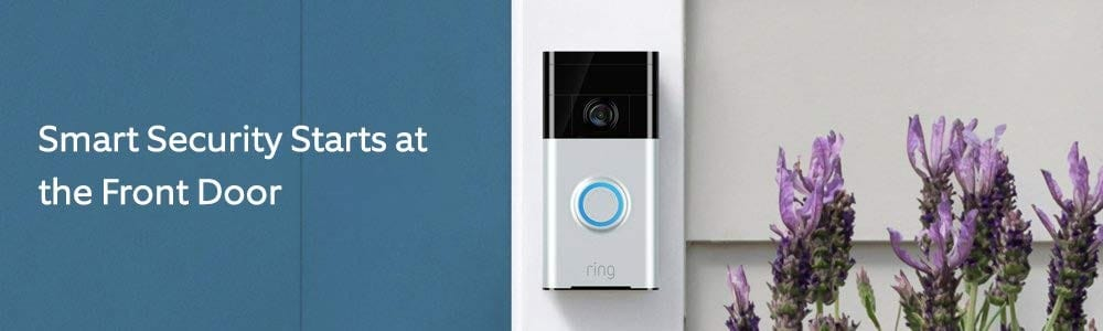 ring security doorbell