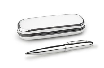 PERSONALISED ENGRAVED PEN AND CASE