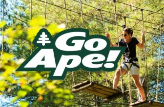 15% DISCOUNT AT GO-APE