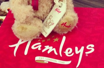 FREE DELIVERY AT HAMLEYS TOY STORE
