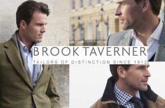 50% DISCOUNT AT BROOK TAVERNER
