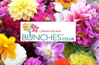 10% DISCOUNT AT BUNCHES.CO.UK