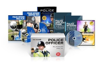 POLICE OFFICER RECRUITMENT PACKAGE PLATINUM