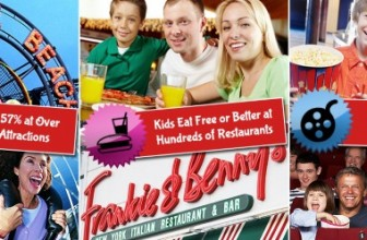 63% DISCOUNT ON KIDS PASS