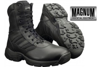 MAGNUM PANTHER 8.0 SIDE ZIP PATROL BOOTS