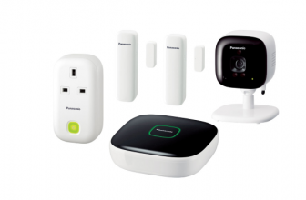 Panasonic Smart Home Monitoring and Control Kit