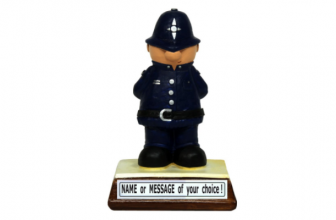 PERSONALISED Police Officer