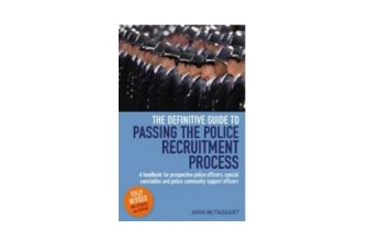 THE DEFINITIVE GUIDE TO PASSING THE POLICE RECRUITMENT