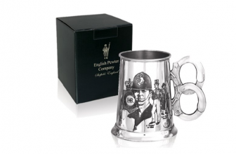 English Pewter Company – History of Police Tankard