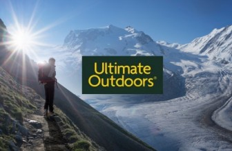 50% DISCOUNT AT ULTIMATE OUTDOORS