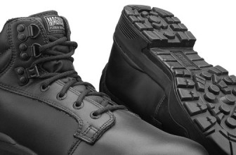 50% DISCOUNT ON UNISEX MAGNUM POLICE BOOTS