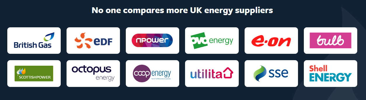police discount energy supplier
