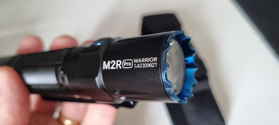 M2R PRO WARRIOR POLICE TORCH