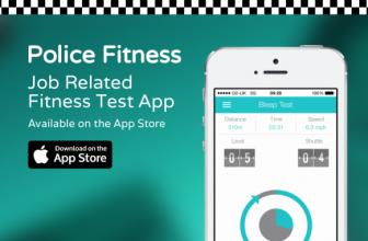 Police Fitness – Bleep Test Training App