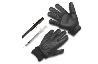 PROTEC SLASH AND NEEDLE RESISTANT GLOVES £34.61