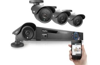 DISCOUNT ON CCTV SURVEILLANCE KIT