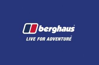 DISCOUNT AT BERGHAUS