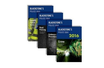 Blackstone's Police Q&A 2017