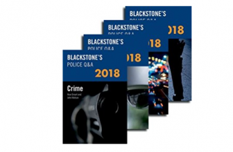 Blackstone's Police Manuals Q&A 2018