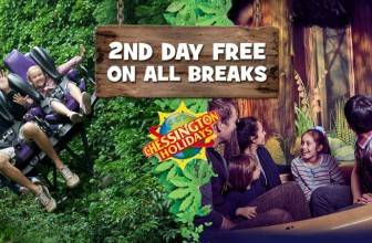 CHESSINGTON HOLIDAY – 30% off + 2 Days for Price of 1