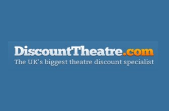 SAVE UP TO 62% FROM DISCOUNT THEATRE