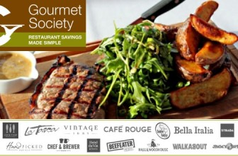 3 Months for £1 WITH GOURMET SOCIETY