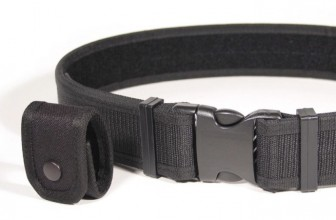 Protec 50mm duty belt buckle cover