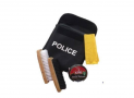 POLICE BOOTS CLEANING KIT