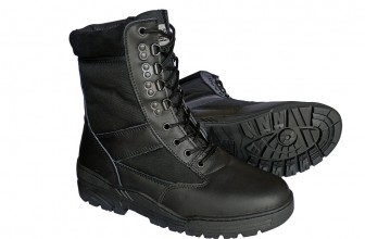 Discount Police Boots by Savage Island